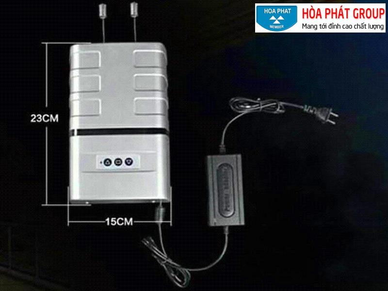 bộ điều khiển giàn phơi bấm điện glt-k5